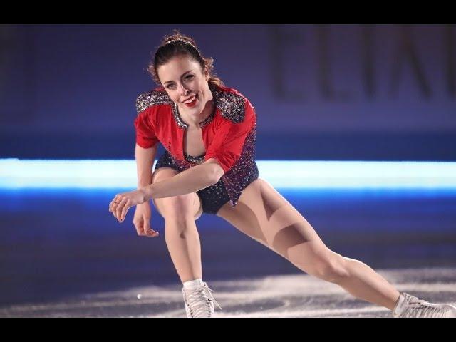 アシュリー・ワグナーのインスタ画像がかわいい。美人フィギュアスケーター