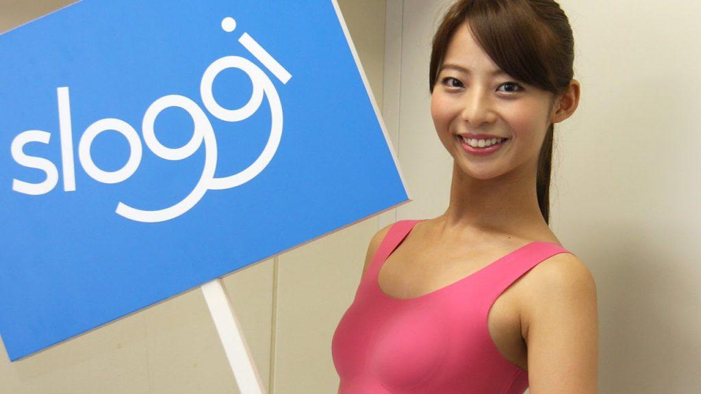 永田レイナのかわいい画像。トリンプ下着モデルで野球好き!ソフトボール経験者