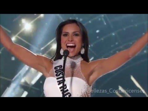 ブレンダ・カストロの画像。ミス・ユニバース2015コスタリカ代表モデル