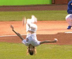 25498 1 246x200 - ナスティア・リューキン(女子体操)の始球式!彼氏のマシュー・ロンバルディ
