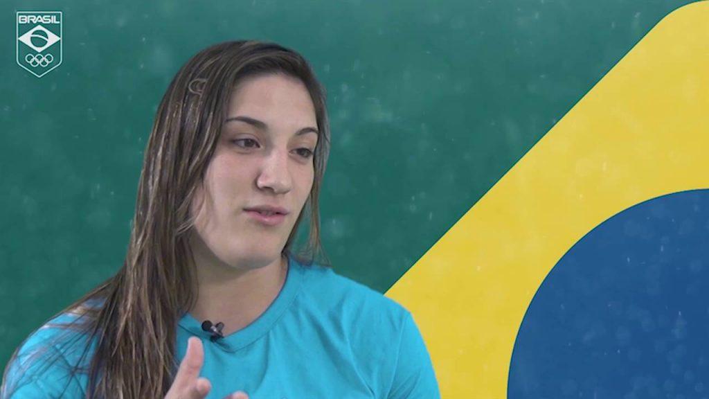 マイラ・アギアルのインスタ画像まとめ。ブラジルの美人柔道家