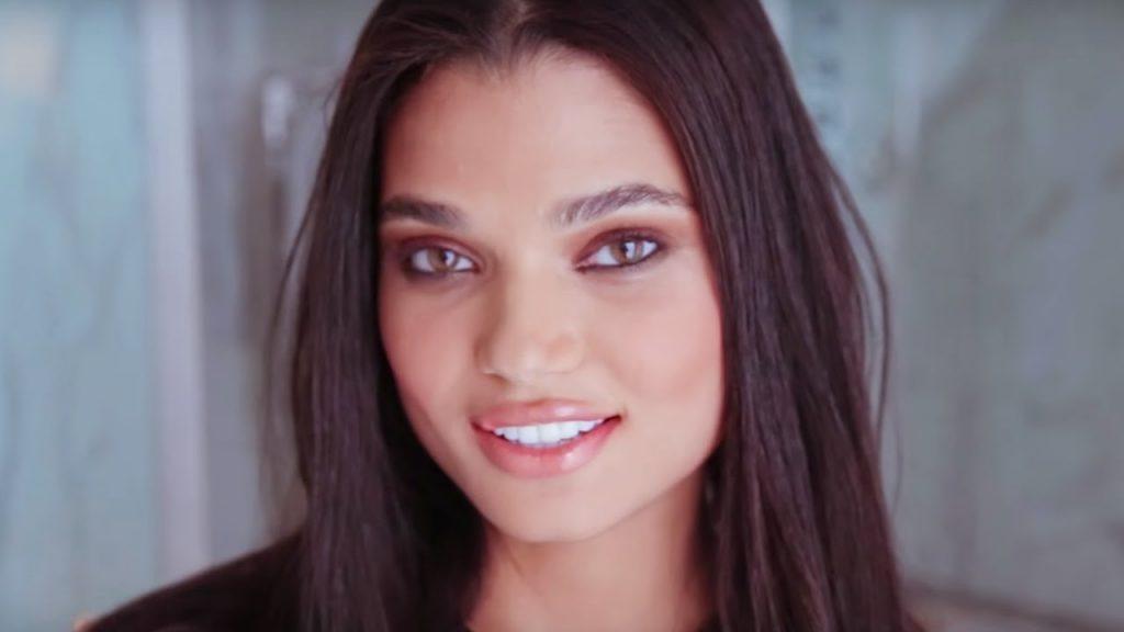 ダニエラ・ブラガのインスタ画像。ブラジル出身ヴィクシーの美人モデル
