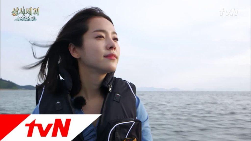 ハン・ジミンのインスタ画像まとめ。韓国の美人女優