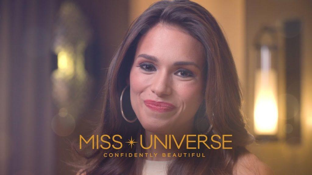 カタリナ・カセレスの画像。ミス・ユニバースのチリ代表美人モデル