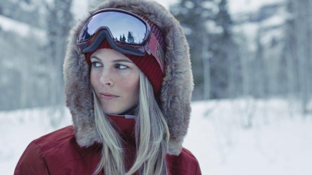 トーラ・ブライトのインスタ画像。オリンピックメダリストの美人スノーボーダー