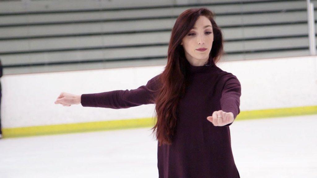 メリル・デイヴィスの画像。アメリカのフィギュアアイスダンス選手