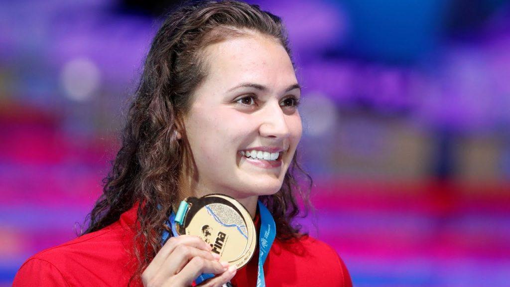 カイリー・マスのインスタ画像まとめ。カナダの美人競泳選手