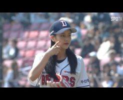 aoa 246x200 - ソリョン(AOA)のインスタ画像がかわいい。韓国で始球式も!