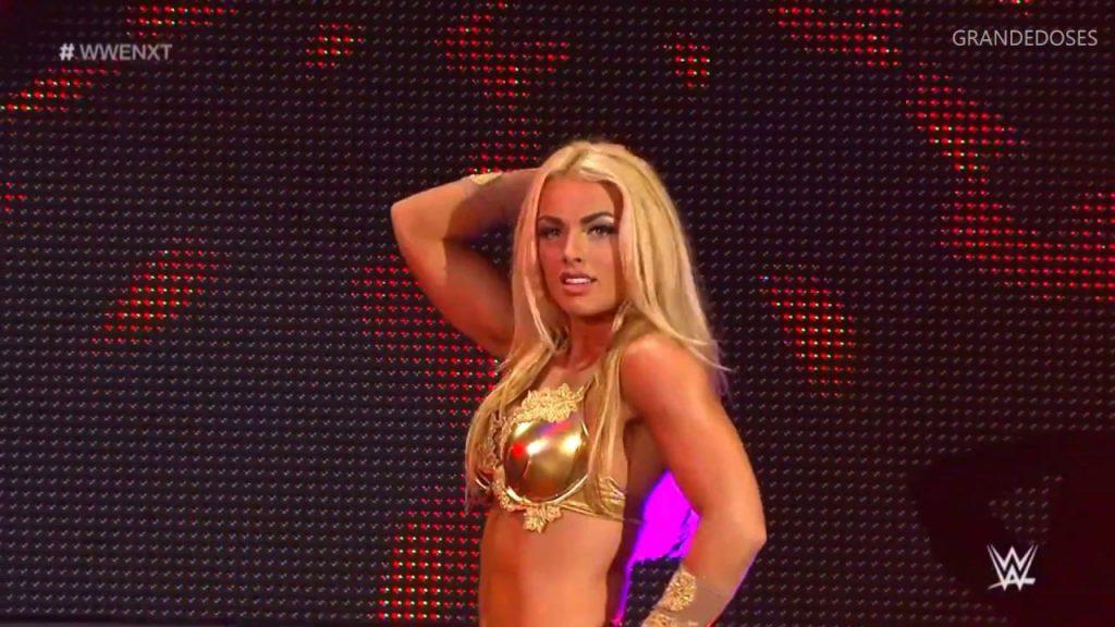 マンディ・ローズのインスタ画像まとめ。WWEの美人プロレスラー