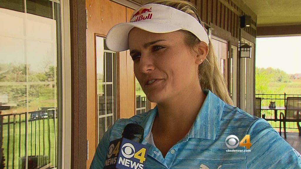 レクシー・トンプソンの画像をインスタから。アメリカの美人ゴルファー