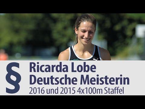 リカルダ・ローブのインスタ画像まとめ。ドイツの美人ハードル選手