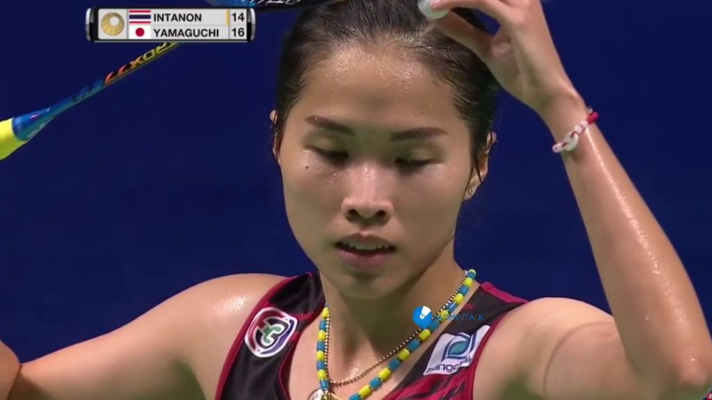 ラチャノック・インタノンの画像。タイの美人バドミントン選手
