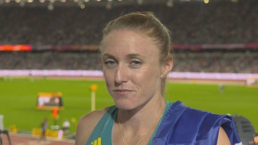 サリー・ピアソン(陸上)の画像まとめ。100mHの金メダリスト