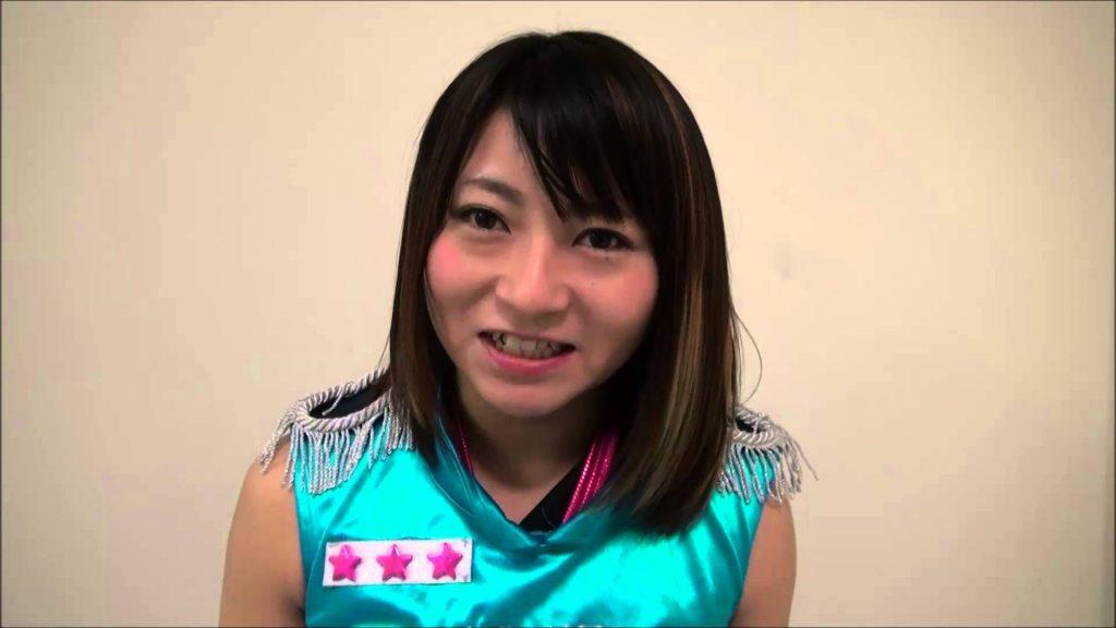美邑弘海(女子プロレスラー)の画像がかわいい。筋肉腹筋も!