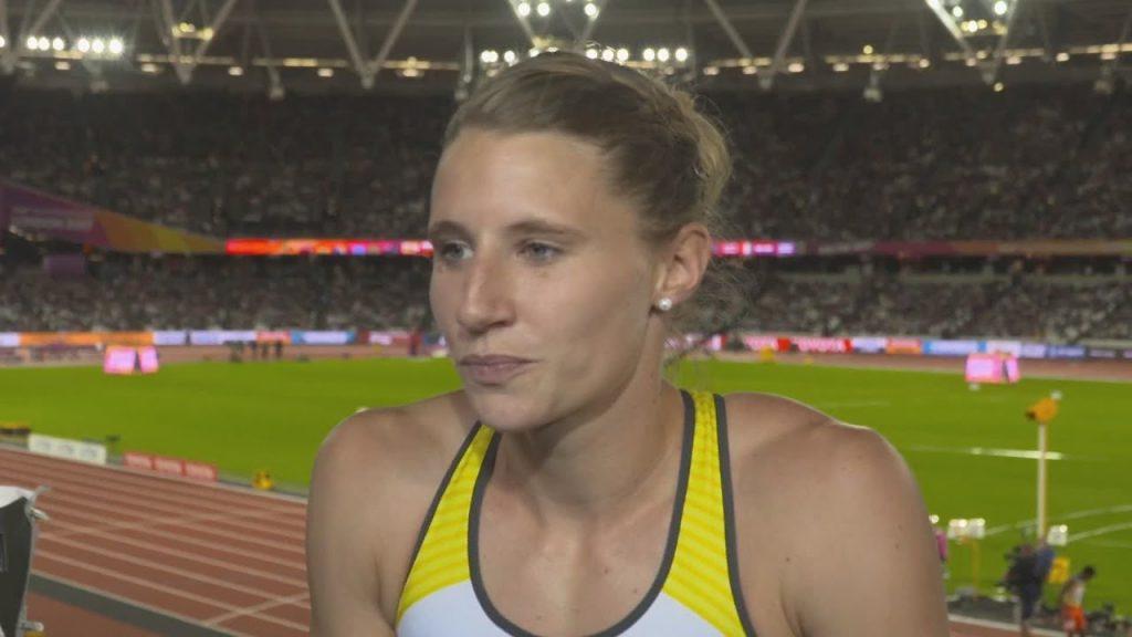 カロリン・シェーファーのインスタ画像まとめ。ドイツの七種選手