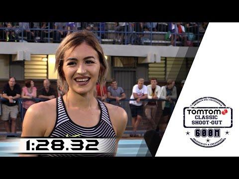 ジーナ・ロフストランドの画像まとめ。南アフリカの美人ランナー