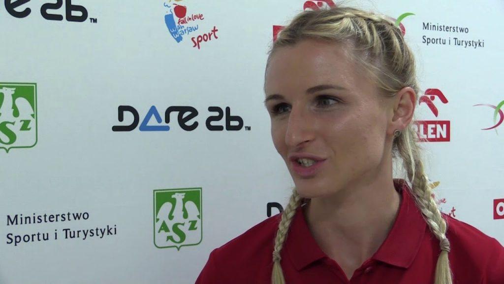 マウゴジャータ・ホルブの画像まとめ。スウェーデンの美人陸上選手