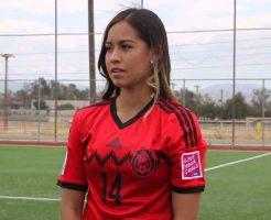 33187 246x200 - グレタ・エスピノーザの画像がかわいい。メキシコの美人サッカー選手