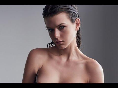 ジョージア・ファウラーのインスタ画像。ヴィクシー美人モデル