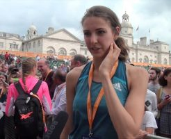 33286 246x200 - イゾベル・プーリーの画像がかわいい。イギリス走高跳の美人選手は坊主に