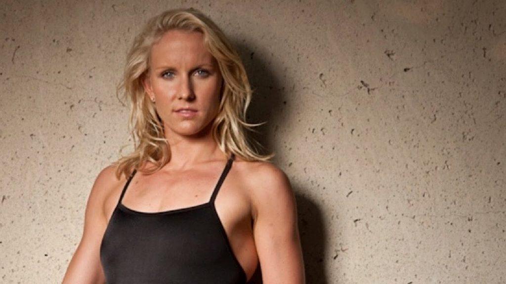 ジェシカ・ハーディのインスタ画像。アメリカの競泳元世界記録保持者