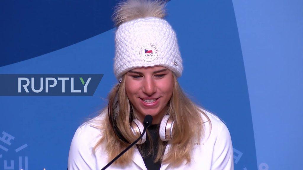 エステル・レデツカのインスタ画像まとめ。冬季五輪史上初の快挙も!