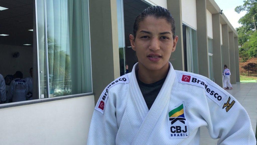サラ・メネゼスのインスタ画像まとめ。ブラジルの柔道五輪金メダリスト