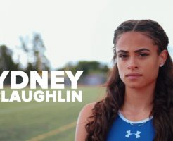 400m 246x200 - シドニー・マクラフリンの画像。アメリカの400mハードル選手