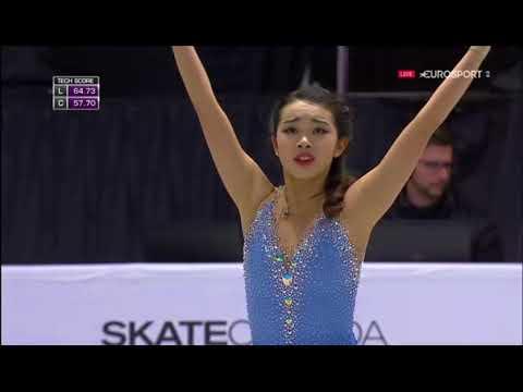 カレン・チェンの画像まとめ。アメリカのフィギュアスケーター。両親は台湾