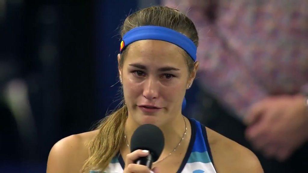 モニカ・プイグのインスタ画像。プエルトリコの美人テニスプレーヤー