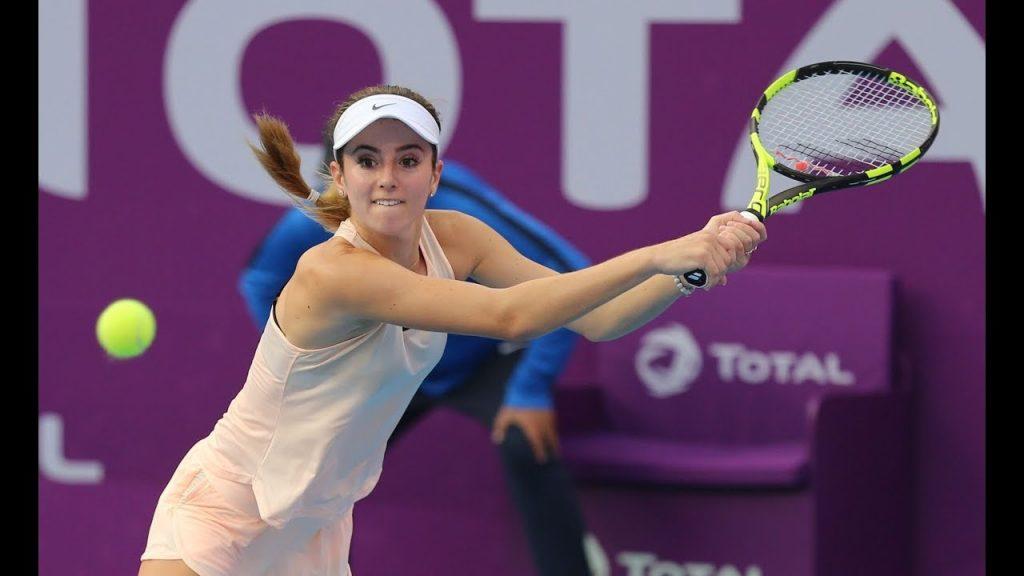 キャサリン・ベリスの画像がかわいい。アメリカの美人テニス選手