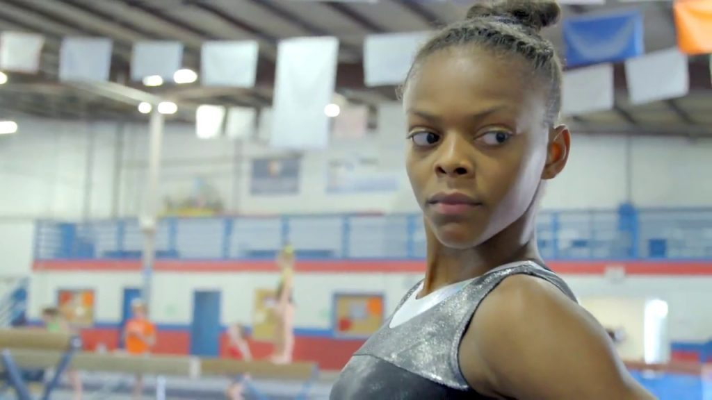 トリニティ・トーマスのインスタ画像がかわいい。アメリカの体操選手