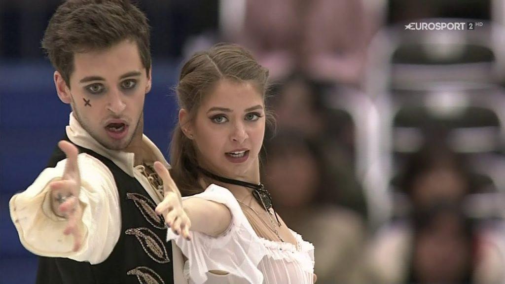 アレクサンドラ・ナザロワの画像がかわいい。ウクライナ美人スケーター