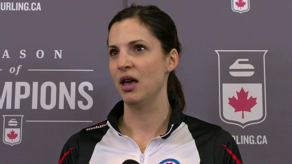 リサ・ウィーグルのインスタ画像まとめ。カナダの美人カーリング選手