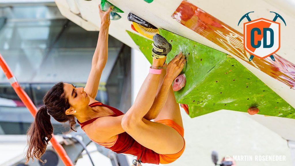 ファニー・ジベールのインスタ画像まとめ。クライミングの美人選手
