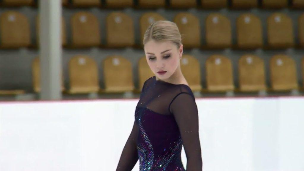 アリサ・フェディチキナの画像がかわいい。ロシアのフィギュアスケーター