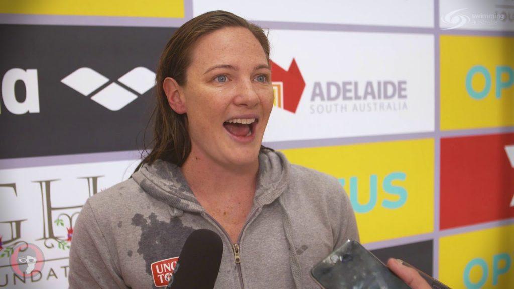 ケイト・キャンベルのインスタ画像まとめ。オーストラリアの競泳選手