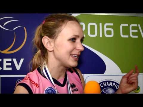 マルガレーテ・コズーフのインスタ画像まとめ。ドイツの美人バレー選手