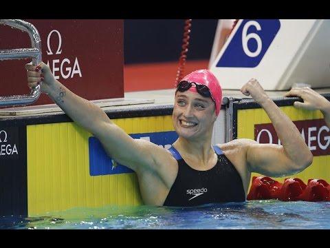 ミレイア・ベルモンテのインスタ画像まとめ。競泳オーストラリアの金メダリスト