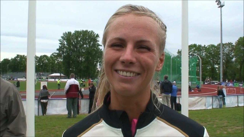 グリット・サデイコの画像まとめ。エストニアの美人陸上七種選手