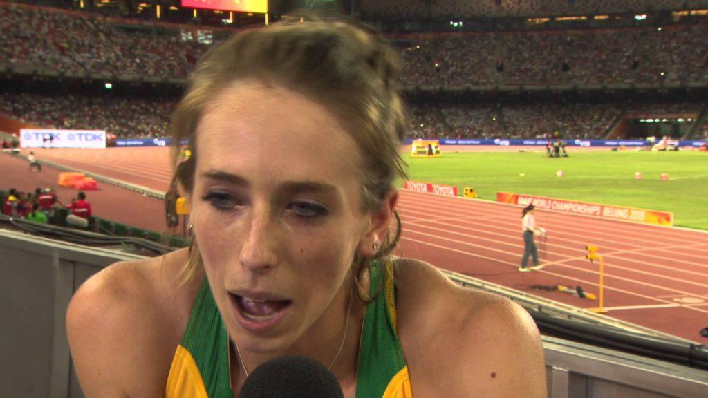 アネリーズ・ルビーの画像がかわいい。オーストラリアの美人陸上選手