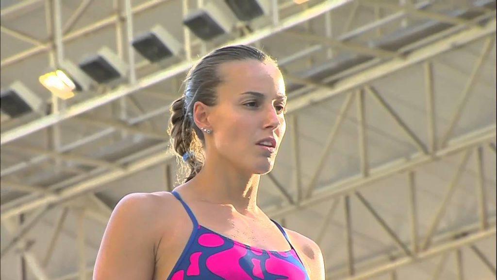 タニア・カニョットのインスタ画像まとめ。イタリアの飛込選手