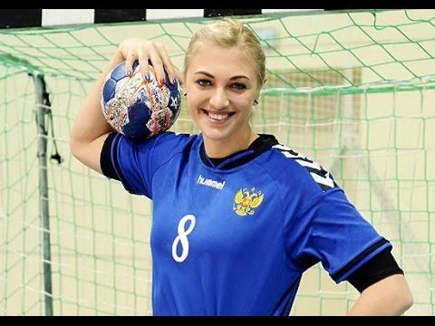 アンナ・センのインスタ画像まとめ。ロシアのハンドボール選手