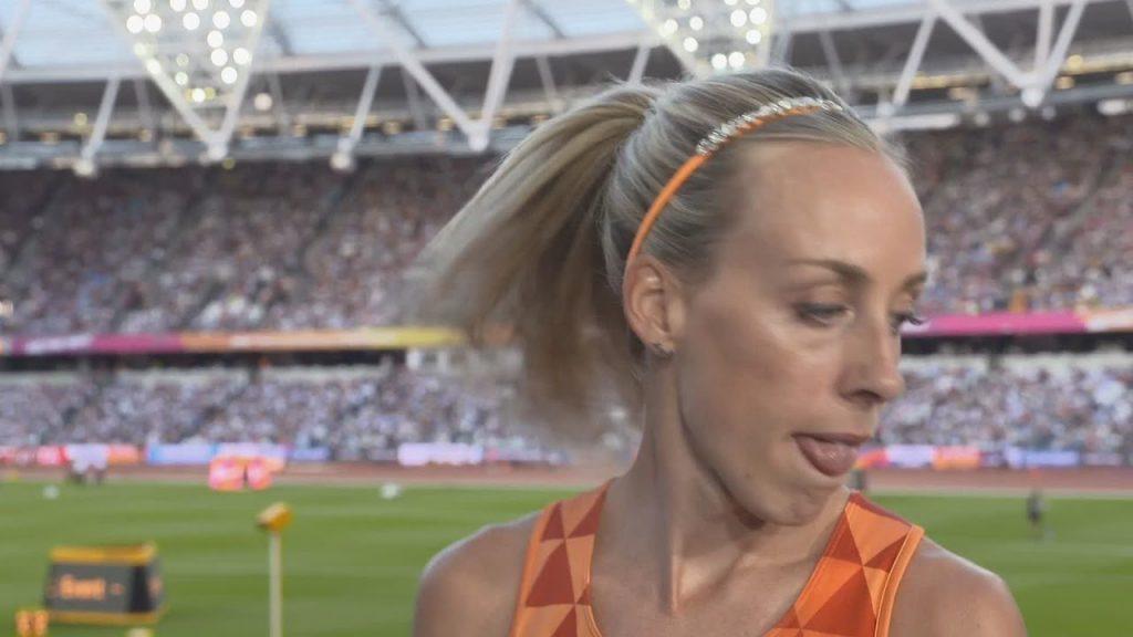 スーザン・クイケン(クルミンス)の画像。オランダの美人ランナー