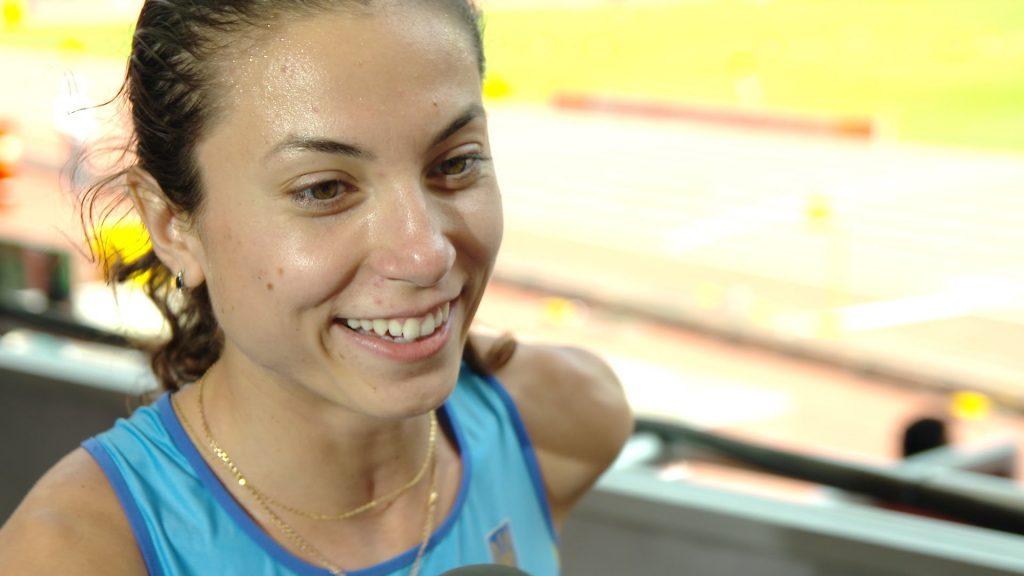 オリハ・リャホバのインスタ画像まとめ。ウクライナの陸上選手