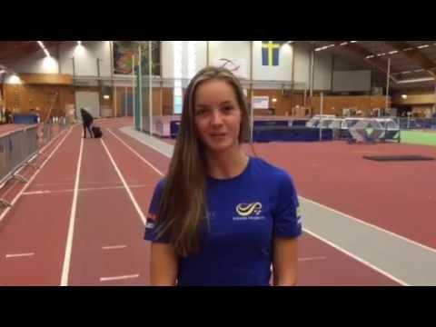 ロヴィーサ・リンドの画像まとめ。スウェーデンのかわいい陸上選手