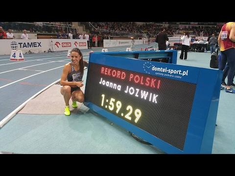 ヨアンナ・ヨジュヴィクの画像まとめ。ポーランドの美人陸上選手
