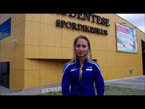 クセニア・バルタの画像まとめ。エストニアのかわいい走幅跳選手