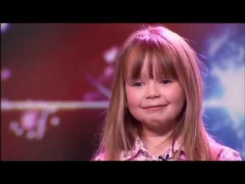 コニー・タルボットの画像がかわいい。現在は美女に成長。番組決勝動画