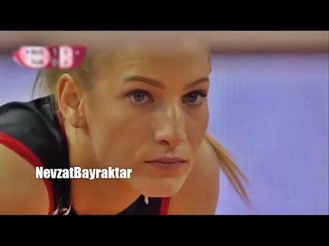 ハティジェ・オルゲの画像がかわいい。トルコの美人バレーボール選手